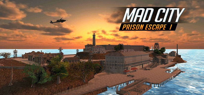 Mad City Prison Escape Gamearter Com