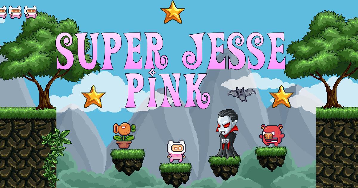 Super Jesse Pink